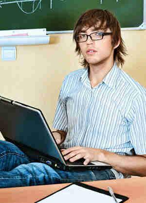 In der Schule in gesperrte Internetseiten erhalten