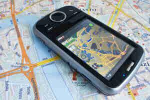 Installieren Sie ein Gps-tracking-System in Ihrem Fahrzeug oder Handy