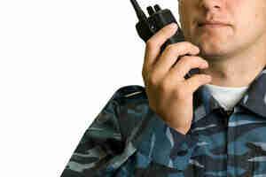 Radio-Kommunikationsverfahren verwenden