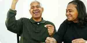Planung der Party Spiele und Gruppenaktivitäten für ältere Menschen