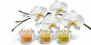 Machen Sie Ihren eigenen Duft Öle: Körper-Öl