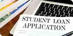 Ein Studentendarlehen zu erhalten