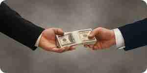 Notbargeld Kredite zu erhalten