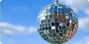 Machen Sie eine Disco-Kugel