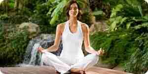 Lernen Sie Yoga-Posen und Positionen