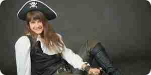 Werden ein Weib Piraten: Kostüme, Kleider und vieles mehr