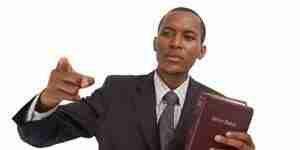 Ein Missionar zu werden
