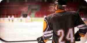 Eishockey spielen: erfahren Sie mehr über Eishockey-Regeln