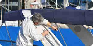 Farbe Aluminium Boote