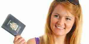 Einen Reisepass zu erneuern